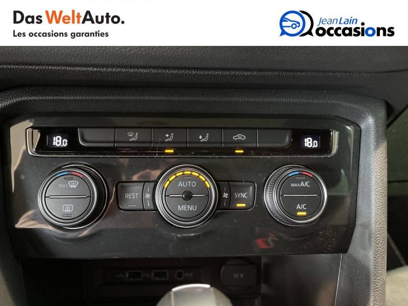 Volkswagen Tiguan Tiguan 2.0 TDI 150 DSG7 Match 5p Argent occasion à Seynod - photo n°14