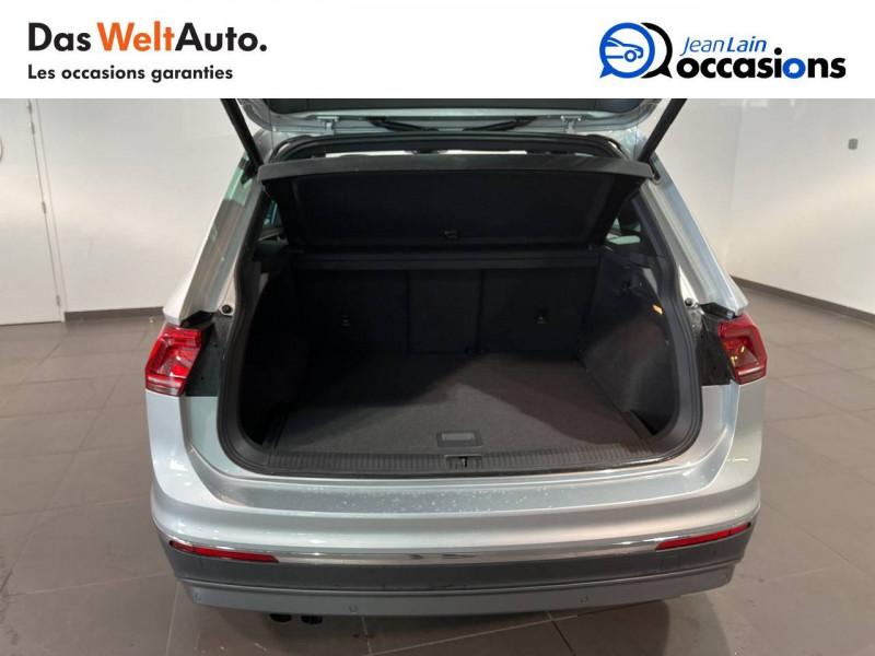 Volkswagen Tiguan Tiguan 2.0 TDI 150 DSG7 Match 5p Argent occasion à Seynod - photo n°10