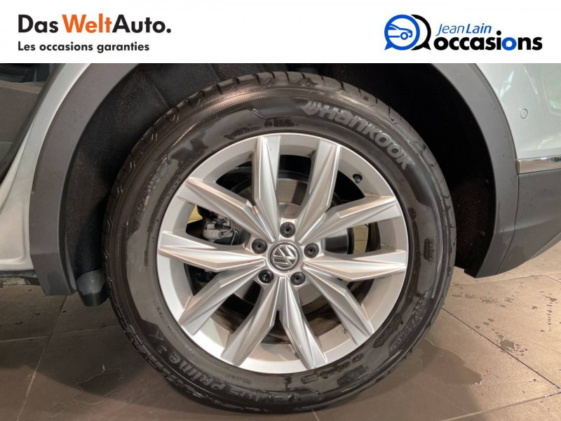 Volkswagen Tiguan Tiguan 2.0 TDI 150 DSG7 Match 5p Argent occasion à Seynod - photo n°9