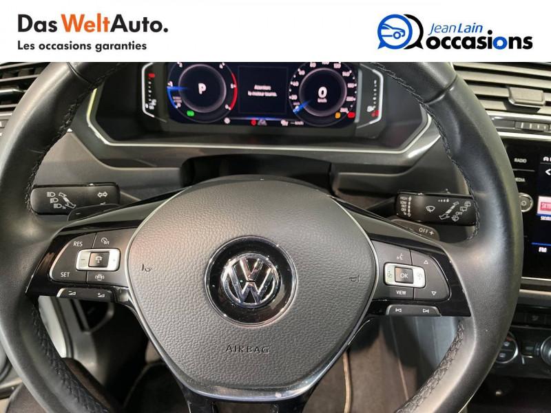 Volkswagen Tiguan Tiguan 2.0 TDI 150 DSG7 Match 5p Argent occasion à Seynod - photo n°12