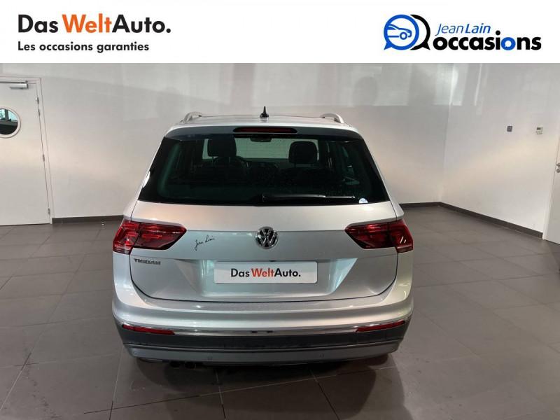 Volkswagen Tiguan Tiguan 2.0 TDI 150 DSG7 Match 5p Argent occasion à Seynod - photo n°6