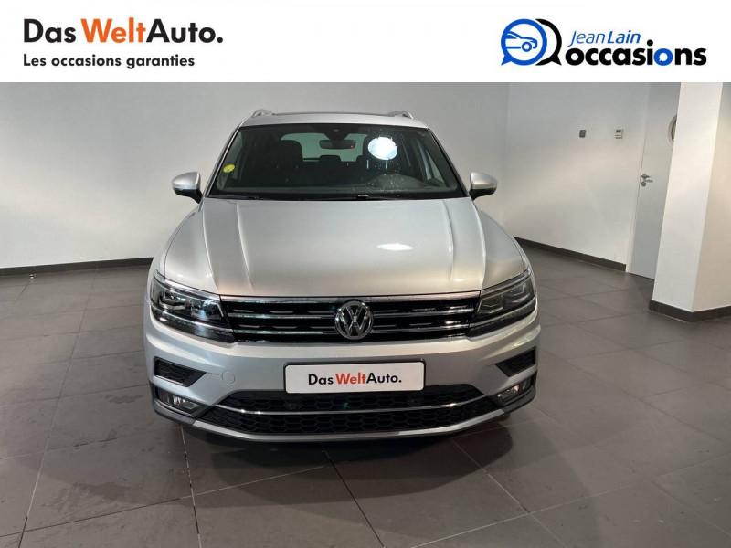 Volkswagen Tiguan Tiguan 2.0 TDI 150 DSG7 Match 5p Argent occasion à Seynod - photo n°2