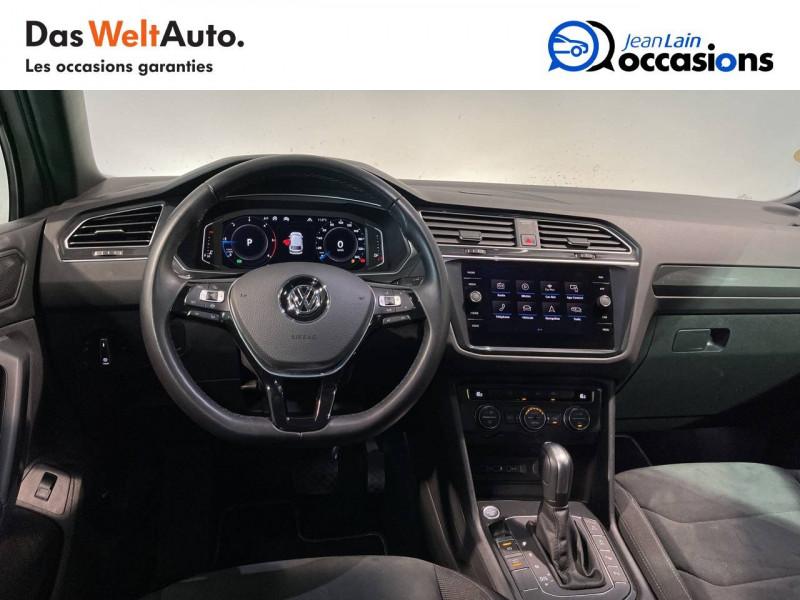 Volkswagen Tiguan Tiguan 2.0 TDI 150 DSG7 Match 5p Argent occasion à Seynod - photo n°11