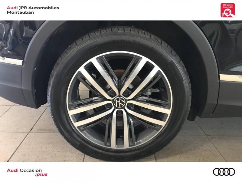 Volkswagen Tiguan Tiguan 2.0 TDI 150ch DSG7 Elegance 5p  occasion à Cahors - photo n°9