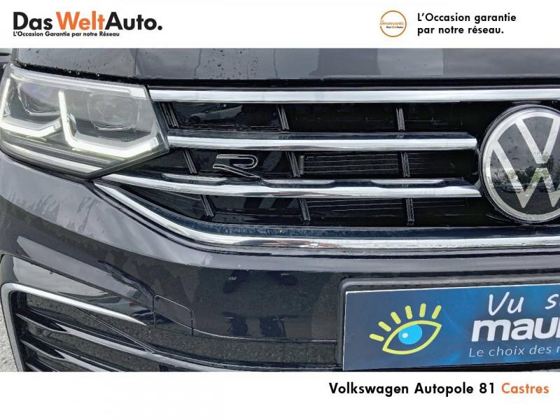 Volkswagen Tiguan Tiguan 2.0 TDI 150ch DSG7 R-Line 5p Noir occasion à Castres - photo n°8