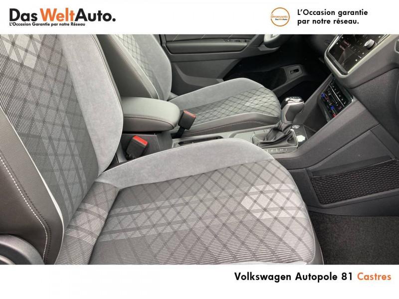 Volkswagen Tiguan Tiguan 2.0 TDI 150ch DSG7 R-Line 5p Noir occasion à Castres - photo n°6
