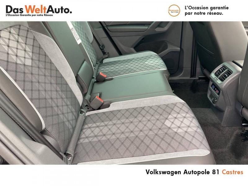 Volkswagen Tiguan Tiguan 2.0 TDI 150ch DSG7 R-Line 5p Noir occasion à Castres - photo n°7