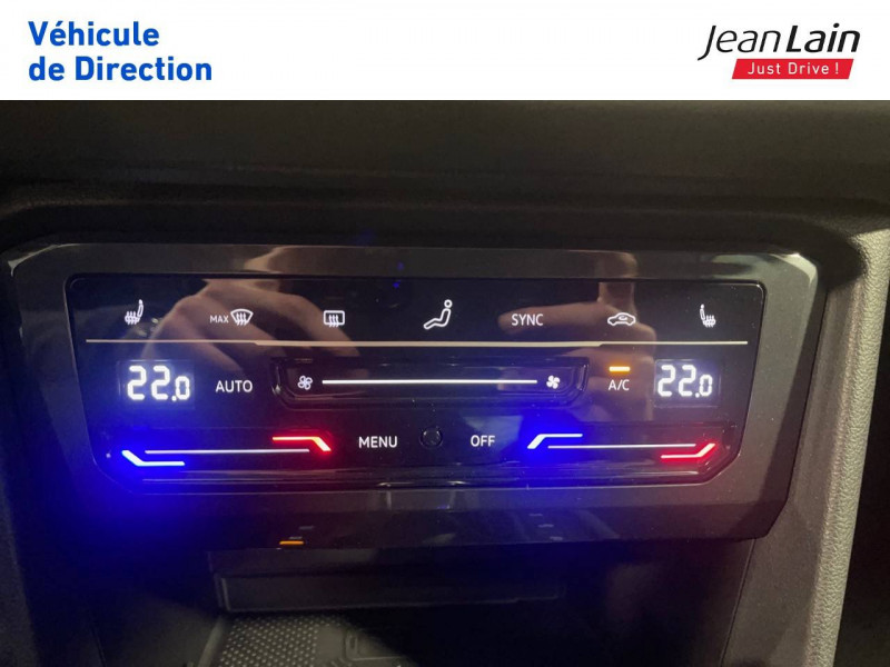 Volkswagen Tiguan Tiguan 2.0 TDI 200 DSG7 4Motion Elegance 5p Blanc occasion à Albertville - photo n°14