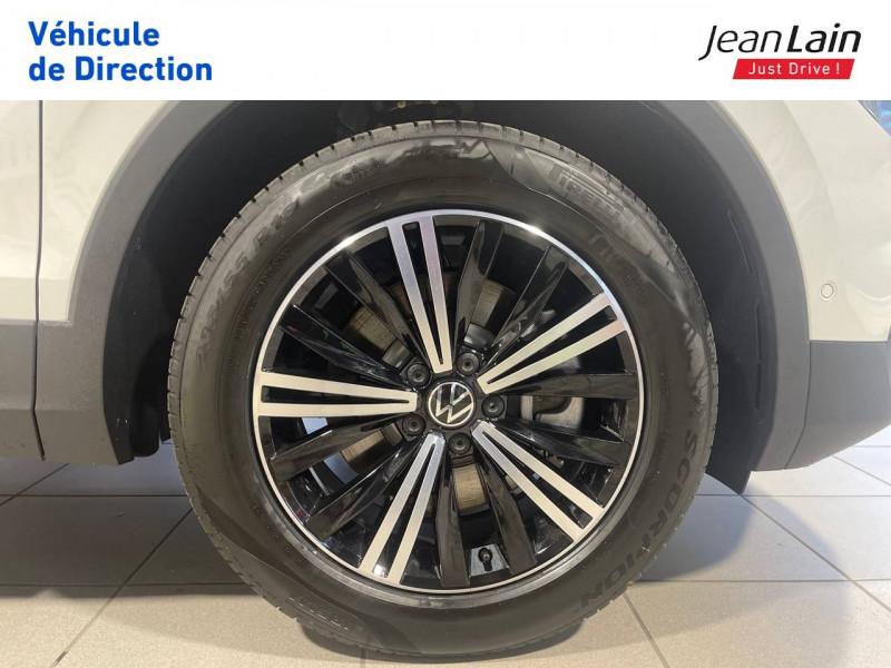 Volkswagen Tiguan Tiguan 2.0 TDI 200 DSG7 4Motion Elegance 5p Blanc occasion à Albertville - photo n°9
