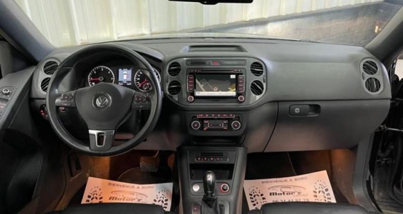 Volkswagen Tiguan Vw 2.0 TDI 177 CV R-LINE 4 MOTION TOIT OUVRANT  occasion à Cosnes Et Romain - photo n°6