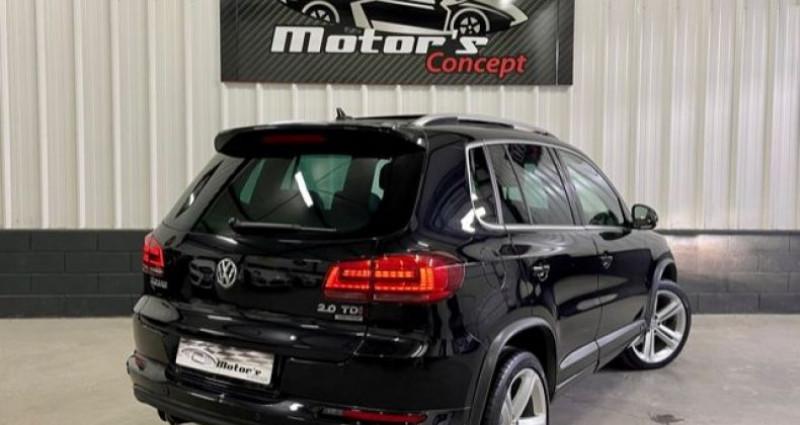 Volkswagen Tiguan Vw 2.0 TDI 177 CV R-LINE 4 MOTION TOIT OUVRANT  occasion à Cosnes Et Romain - photo n°4