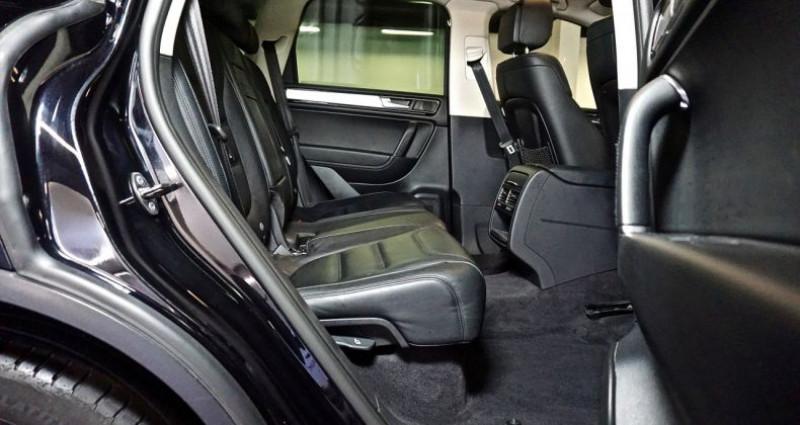 Volkswagen Touareg 3.0 TDi 262 Carat Edition 2015 Noir occasion à SAINT-CLAUDE - photo n°5