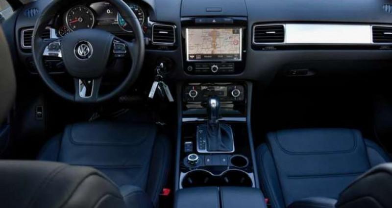 Volkswagen Touareg 3.0 V6 - PANO DAK - 360°CAMERA - TREKHAAK - MEMORY - GPS - Gris occasion à Roeselare - photo n°7