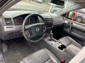 Volkswagen Touareg 3.0 V6 TDI 225ch Carat Tiptronic Noir occasion à Castelmaurou - photo n°3