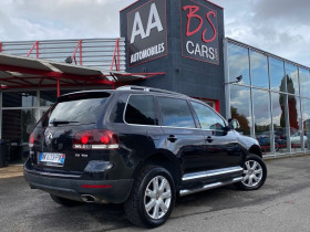 Volkswagen Touareg 3.0 V6 TDI 225ch Carat Tiptronic Noir occasion à Castelmaurou - photo n°2