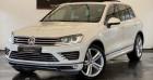 Volkswagen Touareg 3.0 v6 tdi 262 carat edition tiptronic Blanc à VILLE LA GRAND 74