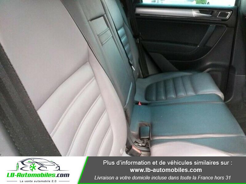 Volkswagen Touareg 3.0 V6 TDI 262 FAP 4Motion Bleu occasion à Beaupuy - photo n°5
