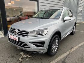 Volkswagen Touareg occasion à Plougastel-Daoulas