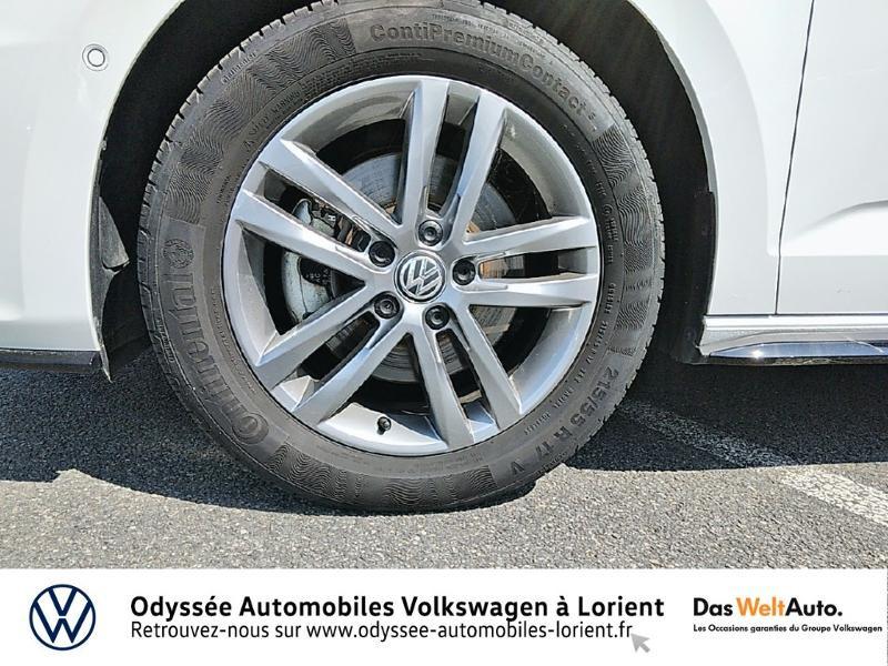 Volkswagen Touran 1.5 TSI EV 150ch Carat 7 places Blanc occasion à Lanester - photo n°18