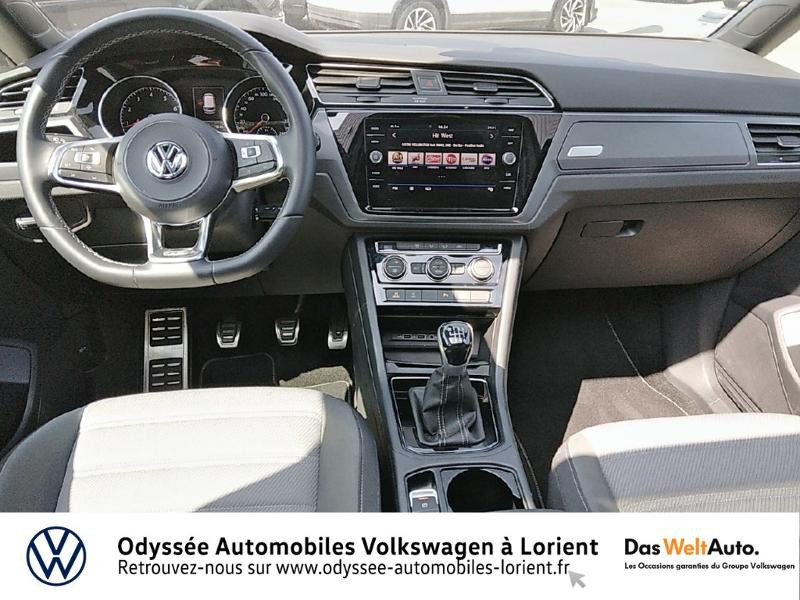 Volkswagen Touran 1.5 TSI EV 150ch Carat 7 places Blanc occasion à Lanester - photo n°6