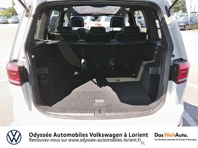 Volkswagen Touran 1.5 TSI EV 150ch Carat 7 places Blanc occasion à Lanester - photo n°13