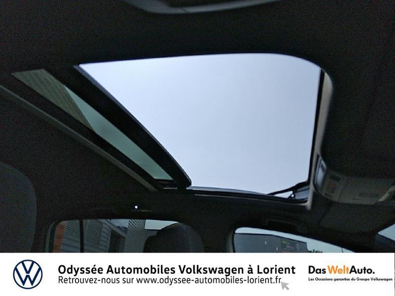Volkswagen Touran 1.5 TSI EV 150ch Carat 7 places Blanc occasion à Lanester - photo n°14