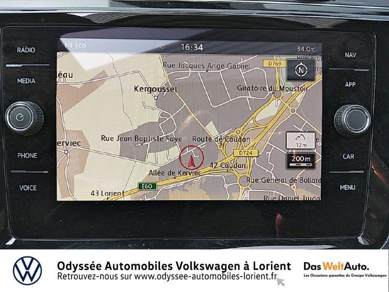 Volkswagen Touran 1.5 TSI EV 150ch Carat 7 places Blanc occasion à Lanester - photo n°8