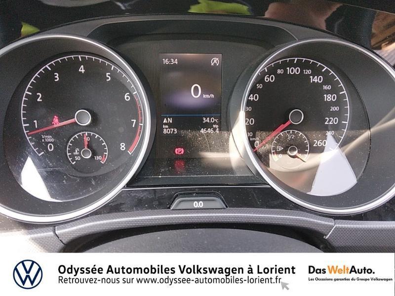 Volkswagen Touran 1.5 TSI EV 150ch Carat 7 places Blanc occasion à Lanester - photo n°11