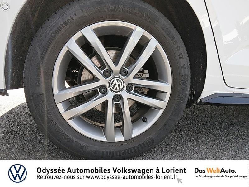 Volkswagen Touran 1.5 TSI EV 150ch Carat 7 places Blanc occasion à Lanester - photo n°15