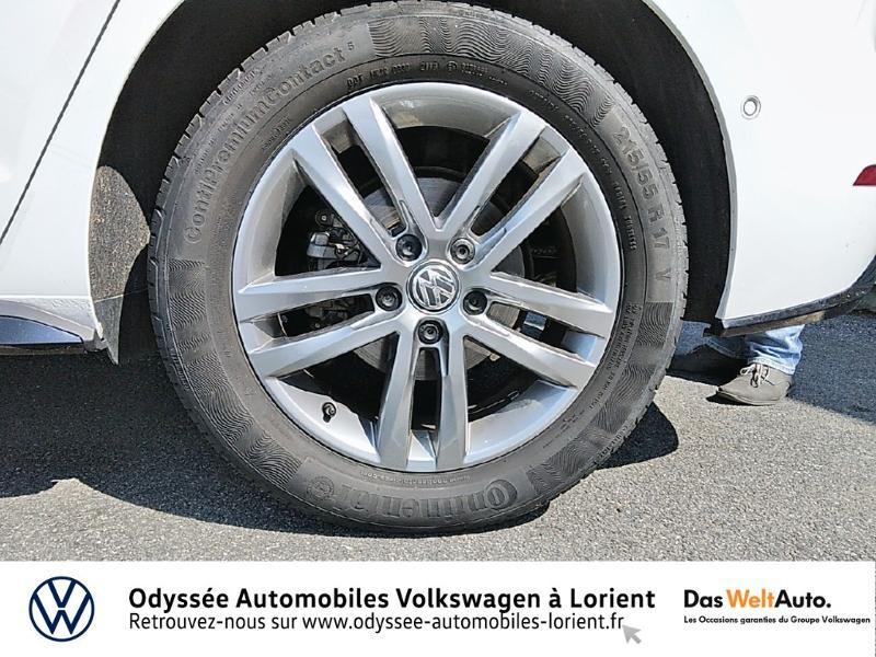 Volkswagen Touran 1.5 TSI EV 150ch Carat 7 places Blanc occasion à Lanester - photo n°16