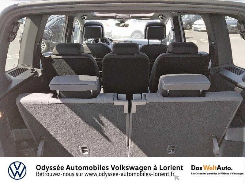 Volkswagen Touran 1.5 TSI EV 150ch Carat 7 places Blanc occasion à Lanester - photo n°12
