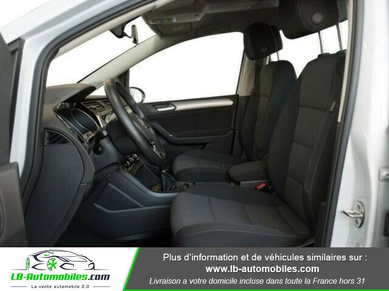 Volkswagen Touran 1.6 TDI 115 Blanc occasion à Beaupuy - photo n°4