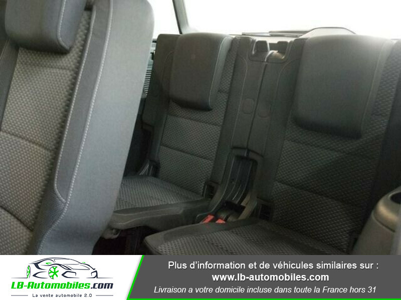Volkswagen Touran 1.6 TDI 115 Blanc occasion à Beaupuy - photo n°6