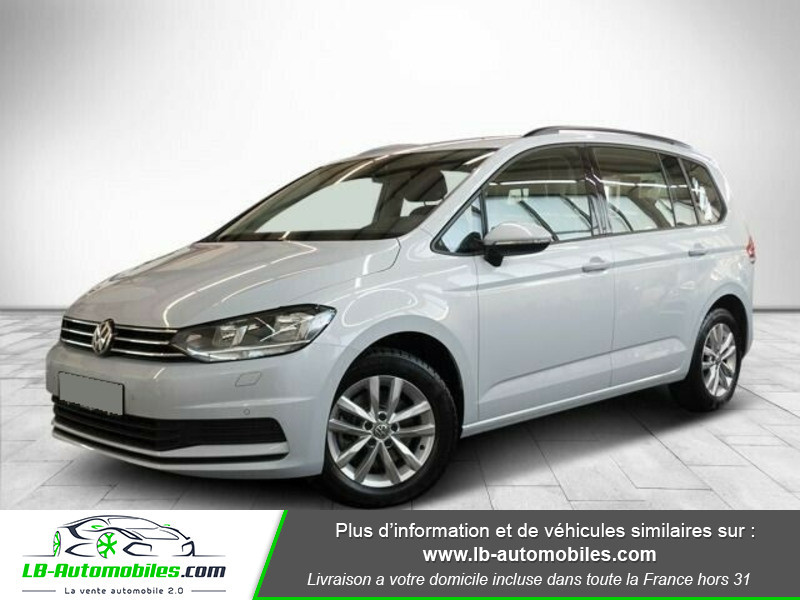 Volkswagen Touran 1.6 TDI 115 Blanc occasion à Beaupuy