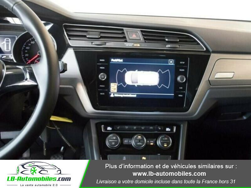 Volkswagen Touran 1.6 TDI 115 Blanc occasion à Beaupuy - photo n°7