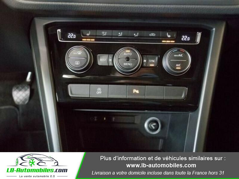 Volkswagen Touran 1.6 TDI 115 Blanc occasion à Beaupuy - photo n°8