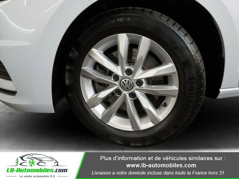 Volkswagen Touran 1.6 TDI 115 Blanc occasion à Beaupuy - photo n°10