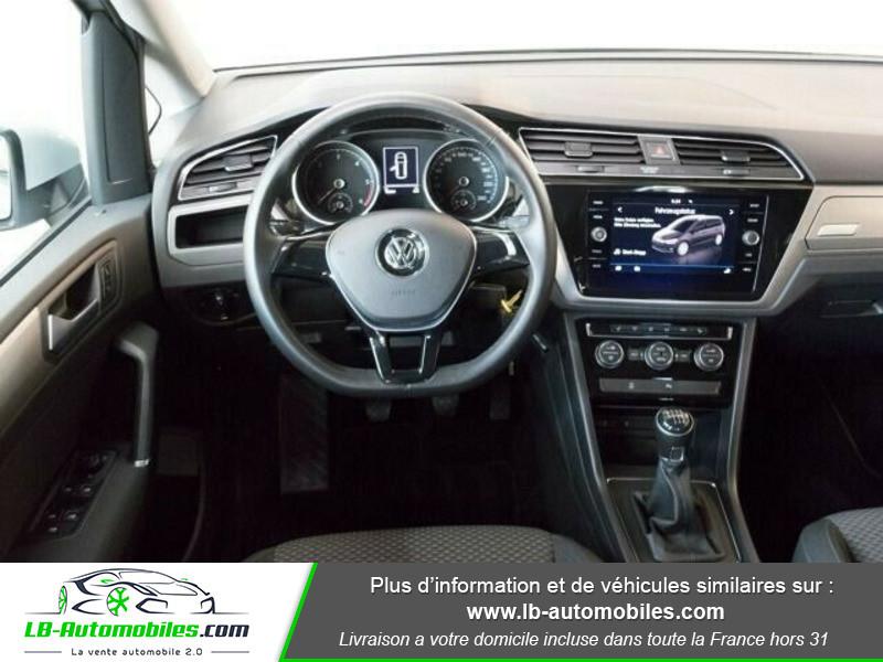 Volkswagen Touran 1.6 TDI 115 Blanc occasion à Beaupuy - photo n°2