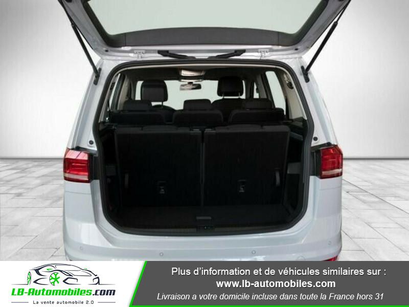 Volkswagen Touran 1.6 TDI 115 Blanc occasion à Beaupuy - photo n°9