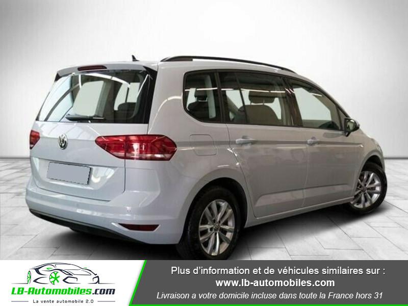 Volkswagen Touran 1.6 TDI 115 Blanc occasion à Beaupuy - photo n°3