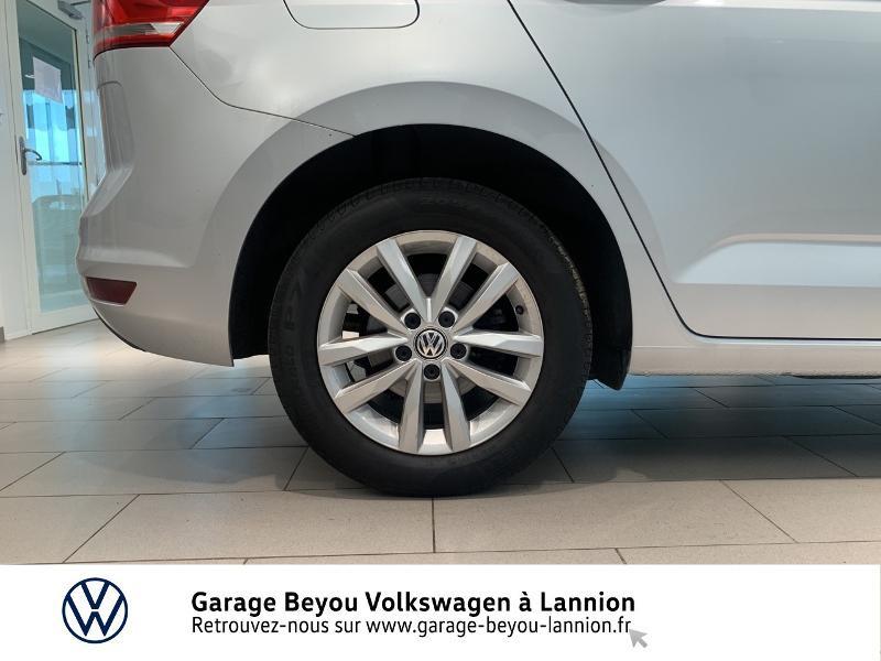 Volkswagen Touran 1.6 TDI 115ch BlueMotion Technology FAP Confortline Business Argent occasion à Lannion - photo n°15