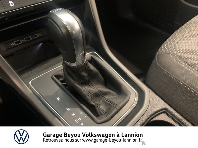 Volkswagen Touran 1.6 TDI 115ch BlueMotion Technology FAP Confortline Business Argent occasion à Lannion - photo n°10