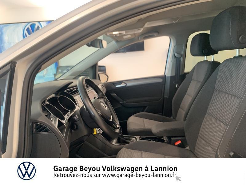 Volkswagen Touran 1.6 TDI 115ch BlueMotion Technology FAP Confortline Business Argent occasion à Lannion - photo n°7