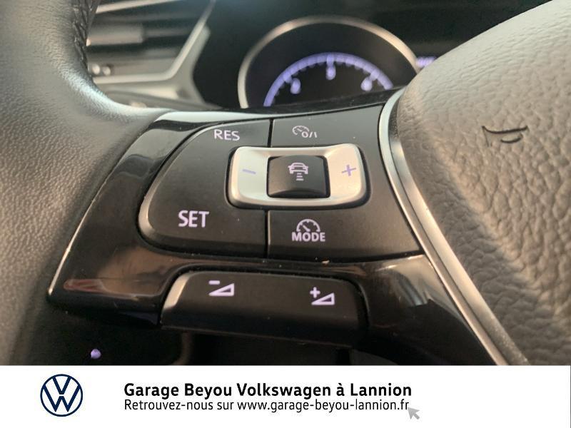 Volkswagen Touran 1.6 TDI 115ch BlueMotion Technology FAP Confortline Business Argent occasion à Lannion - photo n°19