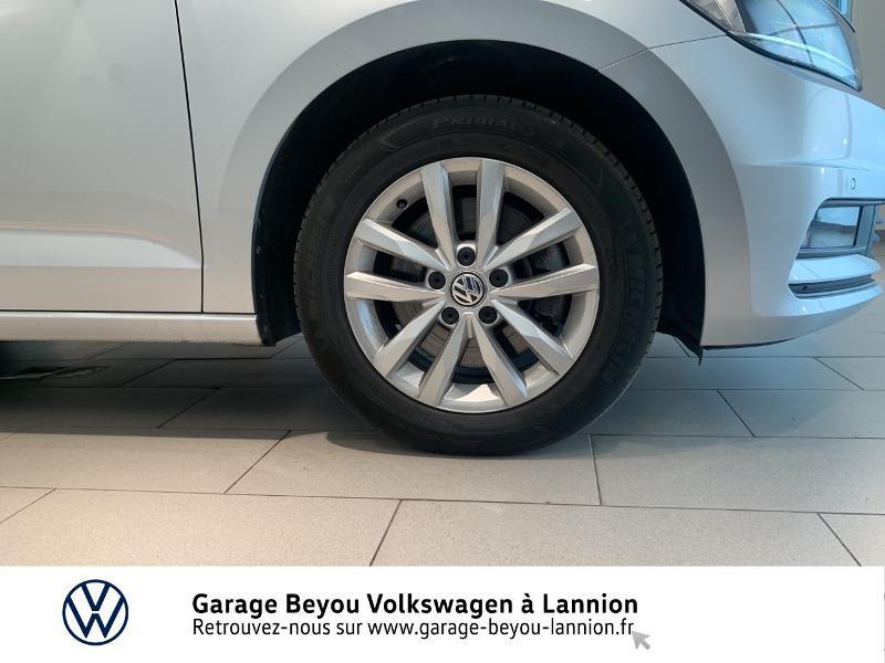 Volkswagen Touran 1.6 TDI 115ch BlueMotion Technology FAP Confortline Business Argent occasion à Lannion - photo n°16