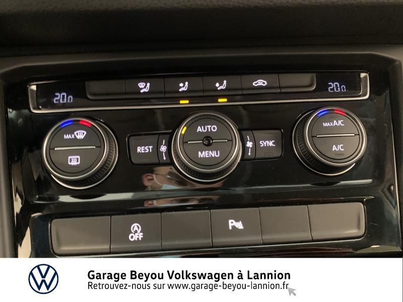 Volkswagen Touran 1.6 TDI 115ch BlueMotion Technology FAP Confortline Business Argent occasion à Lannion - photo n°18