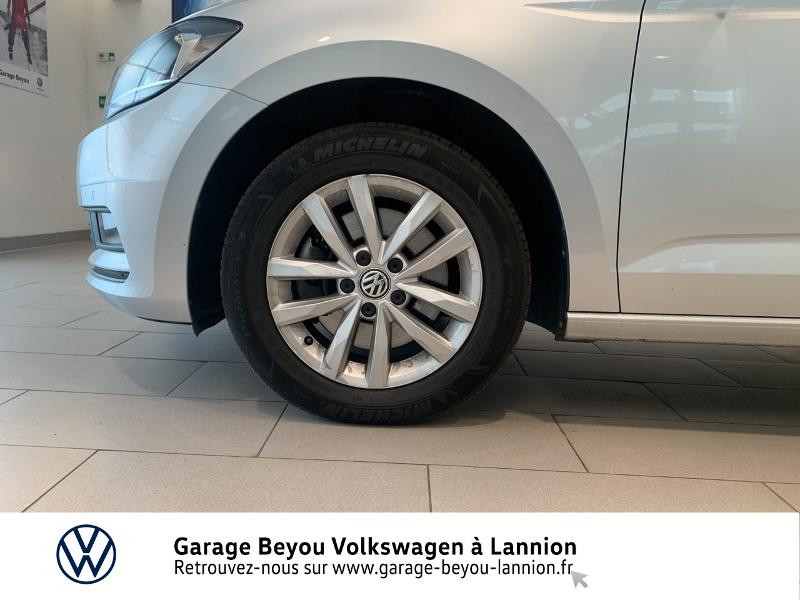 Volkswagen Touran 1.6 TDI 115ch BlueMotion Technology FAP Confortline Business Argent occasion à Lannion - photo n°13