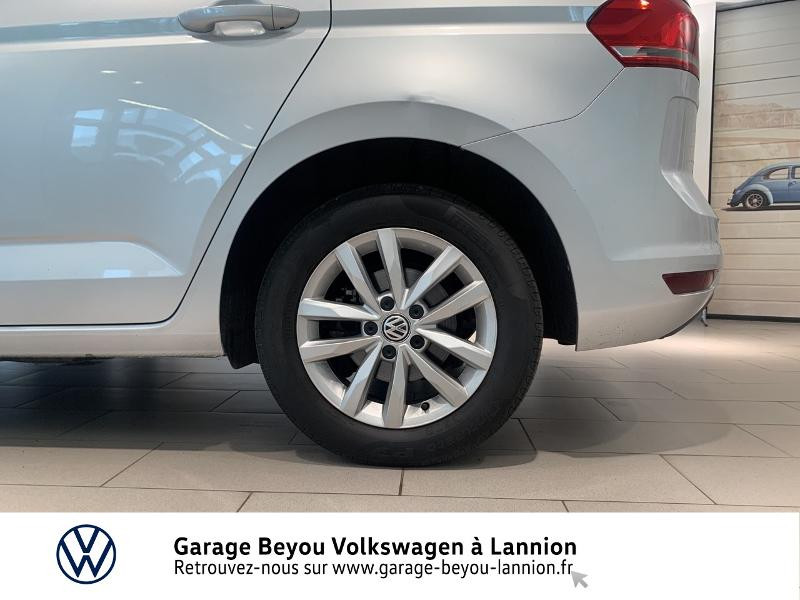 Volkswagen Touran 1.6 TDI 115ch BlueMotion Technology FAP Confortline Business Argent occasion à Lannion - photo n°14
