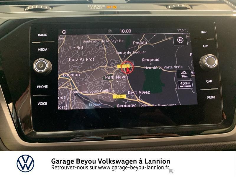 Volkswagen Touran 1.6 TDI 115ch BlueMotion Technology FAP Confortline Business Argent occasion à Lannion - photo n°8