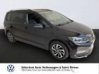 Volkswagen Touran 1.6 TDI 115ch BlueMotion Technology FAP Connect 7 places Noir à Saint-Brieuc 22